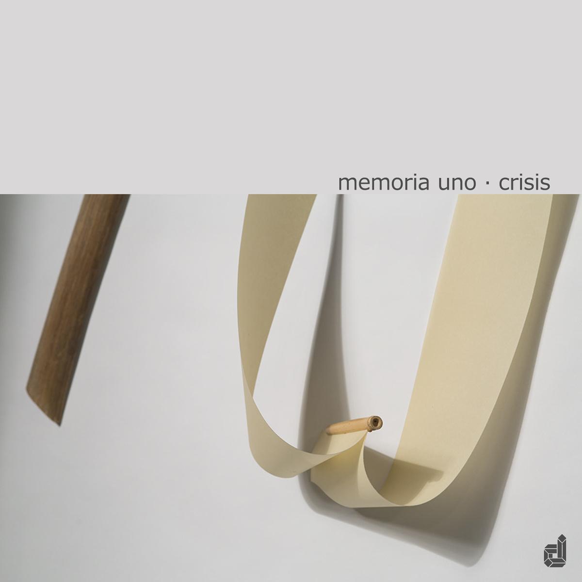 Memoria Uno - Crisis - cover