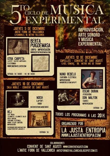 La Justa Entropia - RCJ