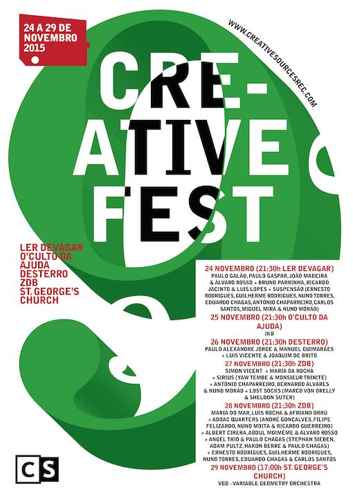 Creative Fest - 2015