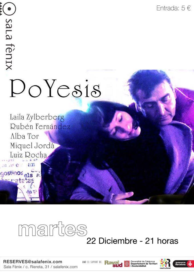 PoYesis - Poster