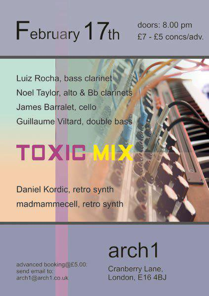 Arch1 - Toxic Mix